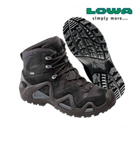 Chaussures Lowa Zéphyr Noires