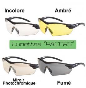 Lunettes de protection balistiques Racers