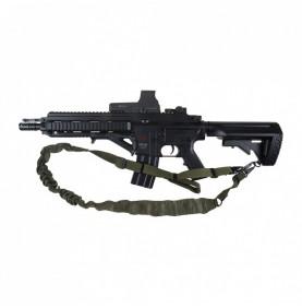sangle de combat HK4161point / 2points noire