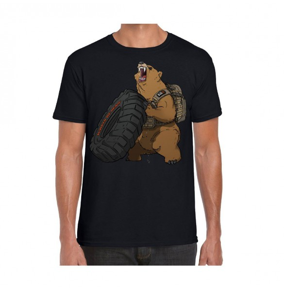 TEE SHIRT 5.11 GRIZZLY FITNESS 2020