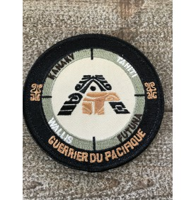 PATCH AÏTO GUERRIERS DU PACIFIQUE AITO