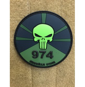 Patch Punisher Réunionais BV Guerilla store