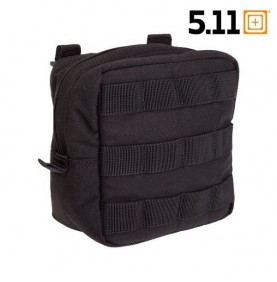 5.11 - 6.6 PADDED POUCH - NOIRE