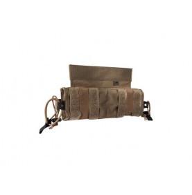 TASMANIAN TIGER - TT 2SGL BACKUP MAG POUCH M4 - PORTE CHARGEUR DOUBLE COYOTE