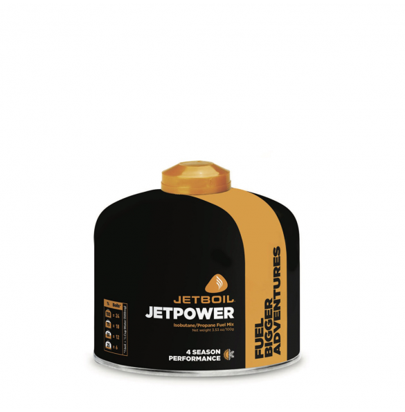 Cartouche de Gaz JetPower 230g Jetboil