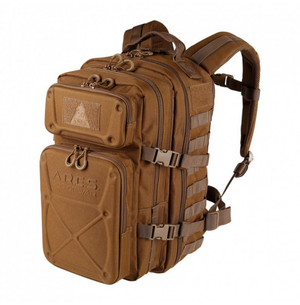 ARES- SAC A DOS BAROUD 40L ULTIMATE BOX COYOTE
