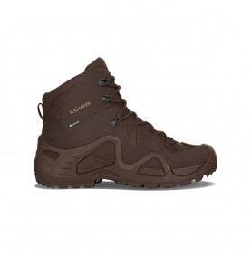 CHAUSSURES LOWA ZEPHYR MID GTX DARK BROWN