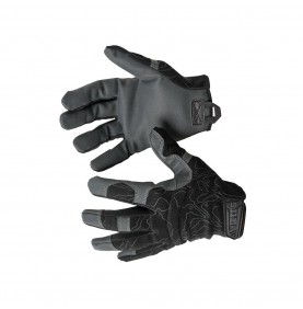GANTS HIGH ABRASION TACTICAL NOIRS