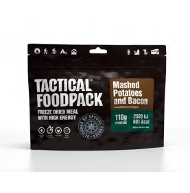 Tactical Foodpack Repas Outdoor Purée pomme de terre et lardons