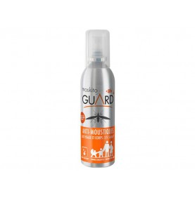MOSKITO GUARD ANTI-MOUSTIQUES LAIT VISAGE & CORPS SPRAY 75ML