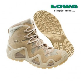 Chaussures Lowa Zephyr Mid GTX coyote