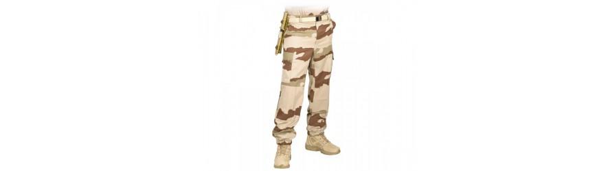 Achat pantalon militaire : pantalon de treillis pour homme